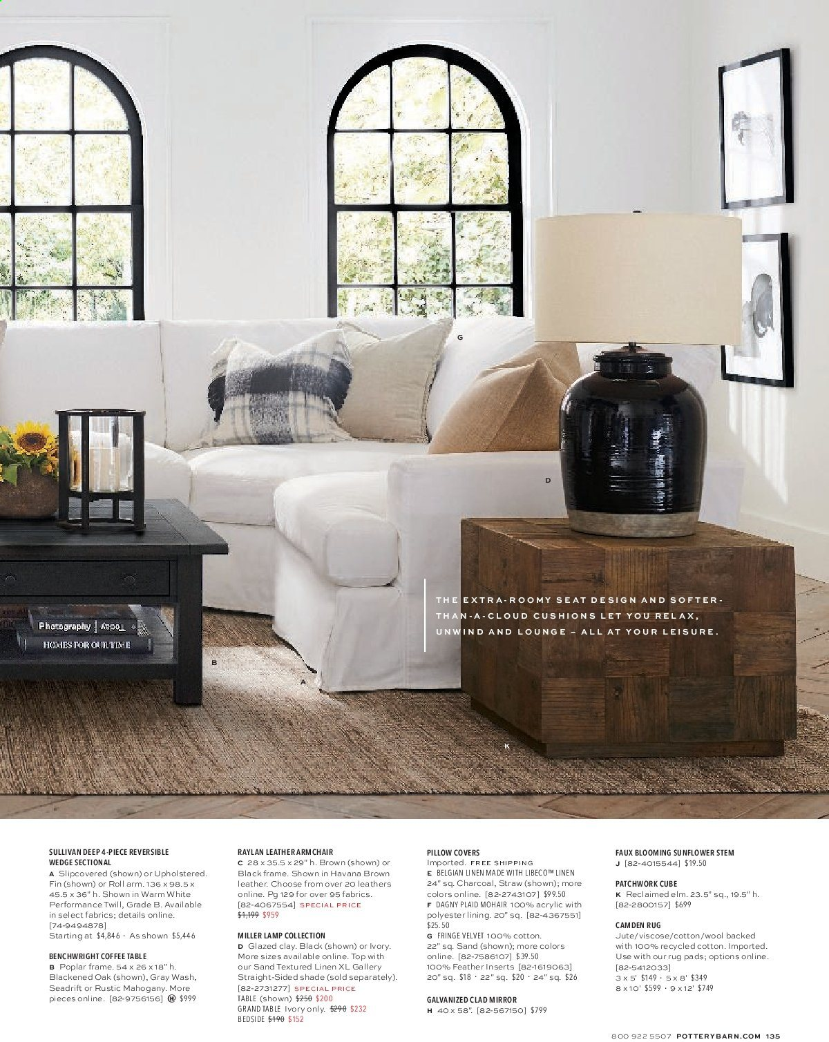 Pottery Barn Flyer 07 19 2019 09 30 Page 135 Weekly Ads