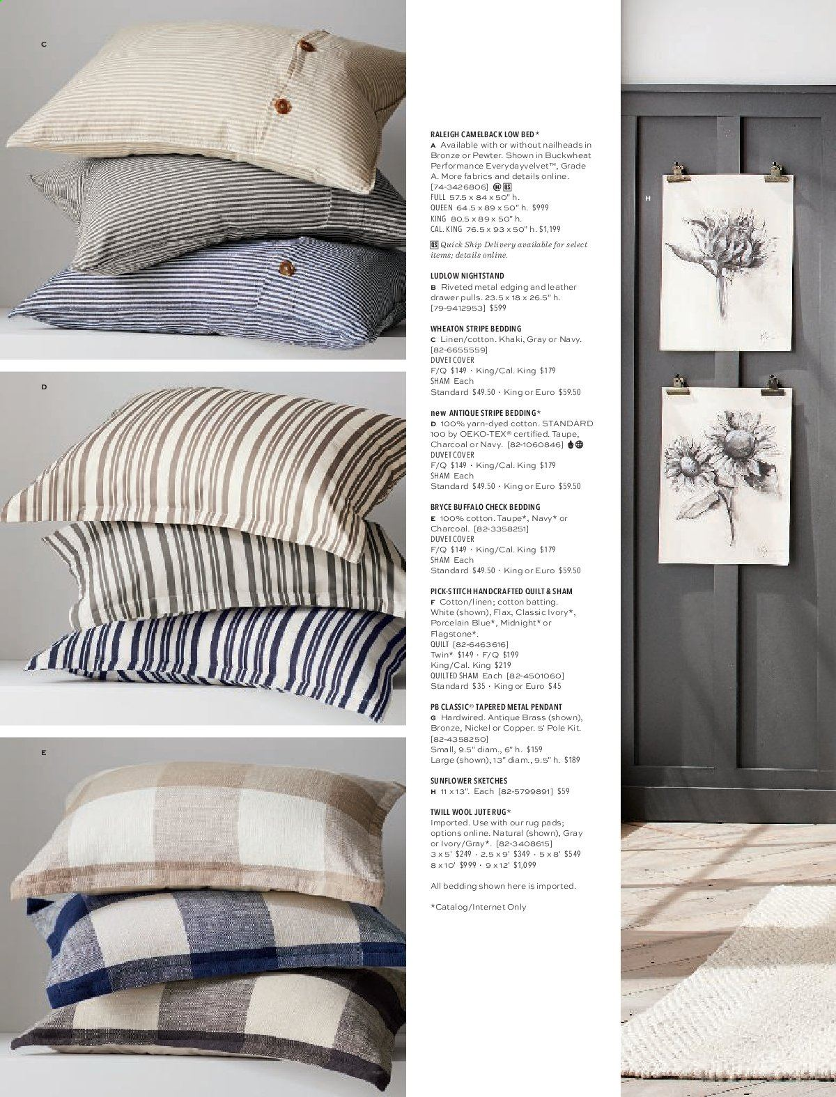 Pottery Barn Flyer 07 19 2019 09 30 Page 138 Weekly Ads