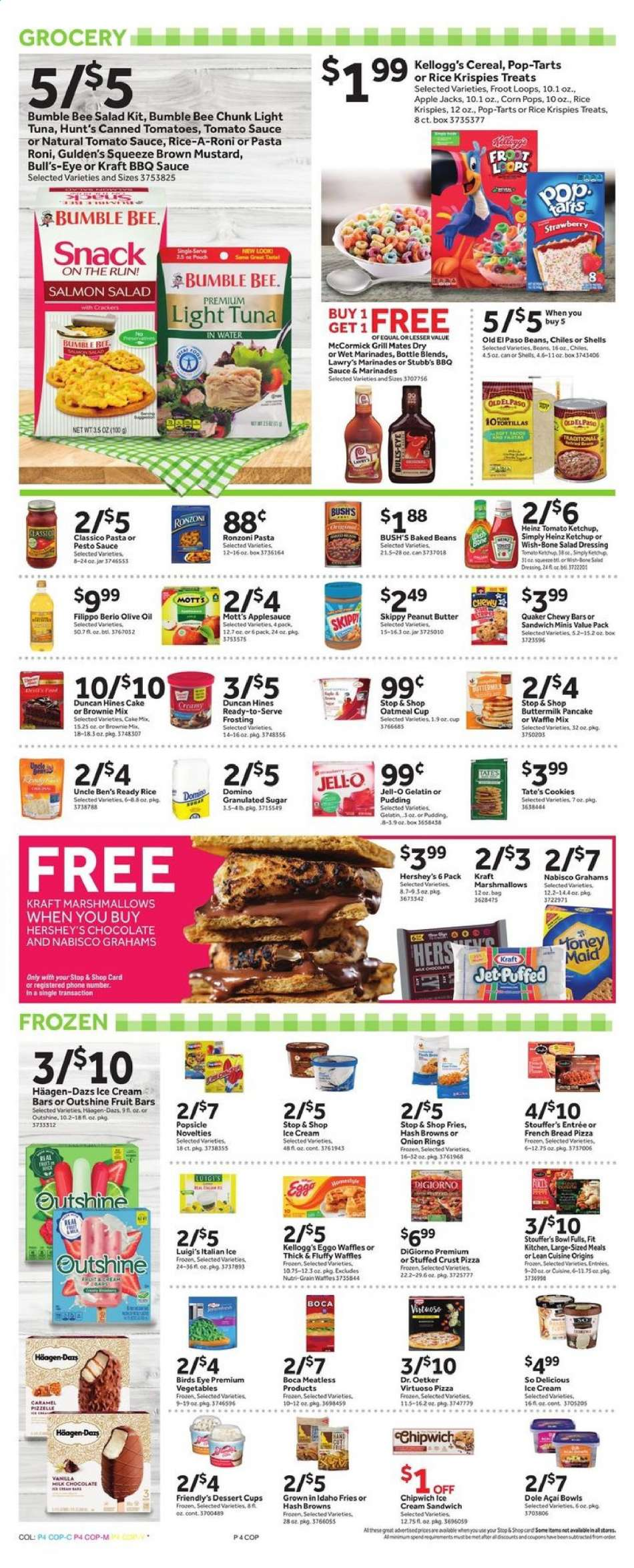 Stop & Shop flyer 07 26 2019 - 08 01 2019   Weekly-ads us