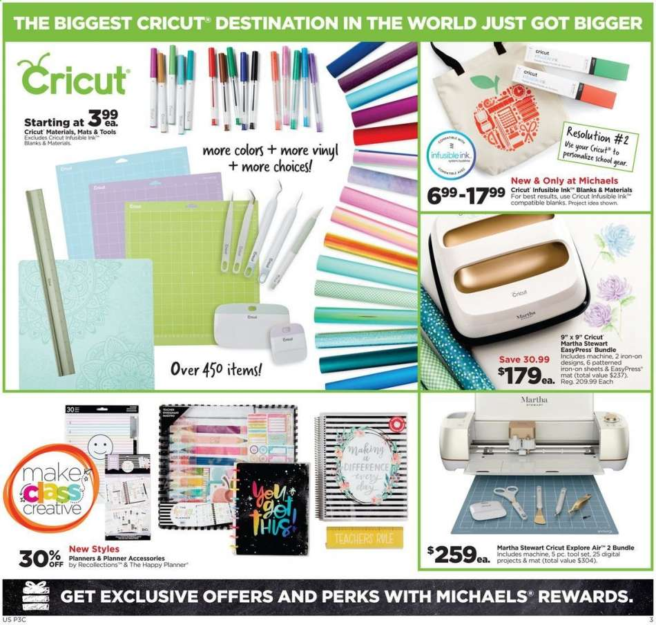 Michaels flyer 07 28 2019 - 08 03 2019 | Weekly-ads us