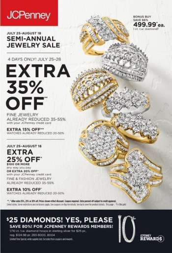 JCPenney - ad, flyer, circular, coupon and sales | Weekly-ads us