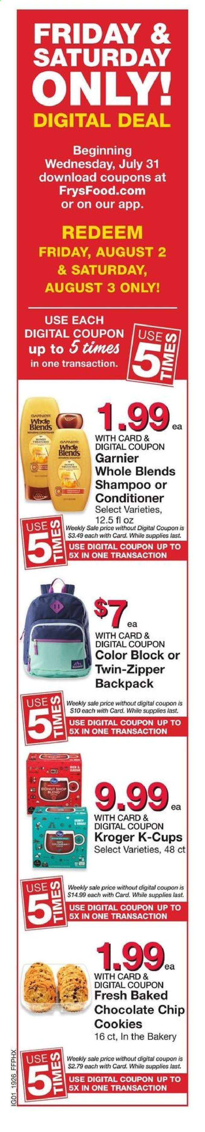 Fry's flyer 07 31 2019 - 08 06 2019   Weekly-ads us