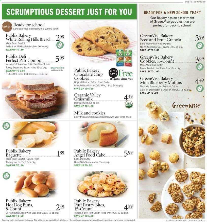 Publix flyer 08 01 2019 - 08 07 2019 | Weekly-ads us