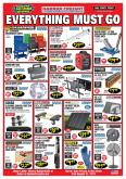 Harbor Freight Flyer - 08.01.2019 - 08.31.2019.
