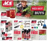 ACE Hardware Flyer - 08.01.2019 - 08.27.2019.