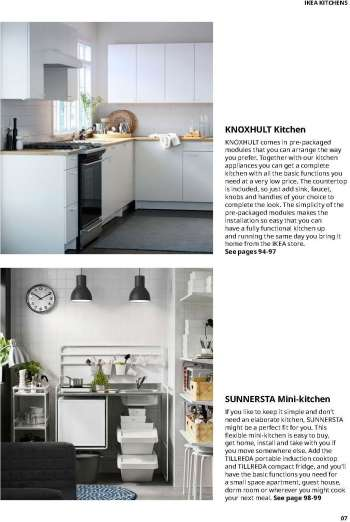 Mini-kitchen IKEA - deals, sales and price | Weekly-ads.us