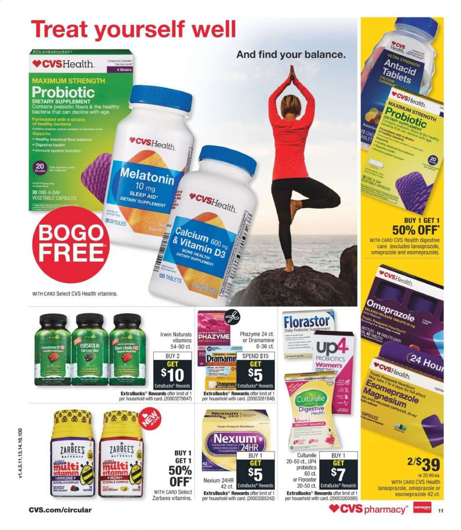 CVS Pharmacy flyer 08 04 2019 - 08 10 2019 | Weekly-ads us
