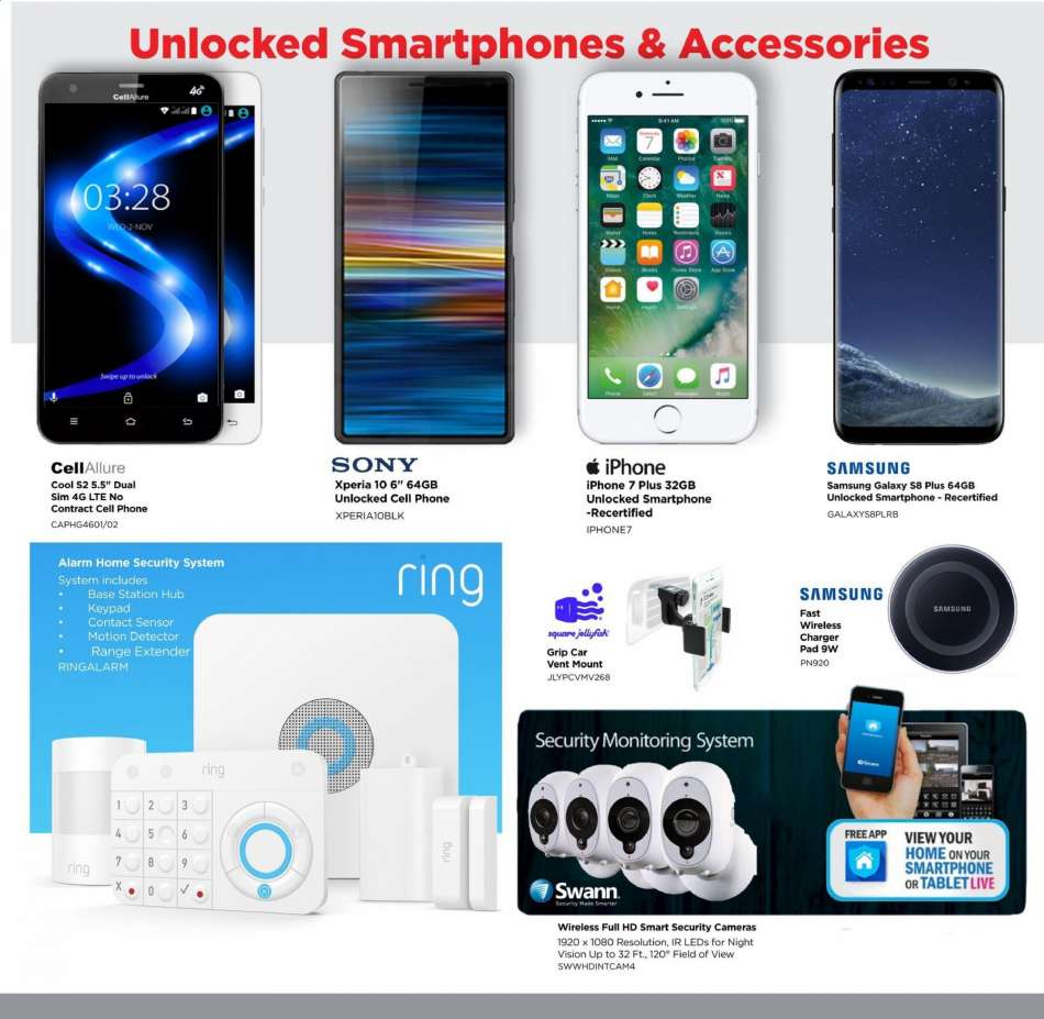Electronic Express flyer 08 04 2019 - 08 10 2019 | Weekly-ads us