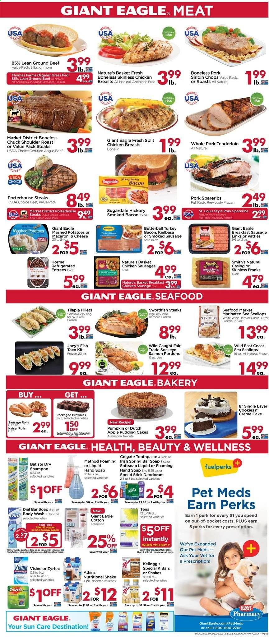 Giant Eagle Flyer  - 08.08.2019 - 08.14.2019. Page 3.