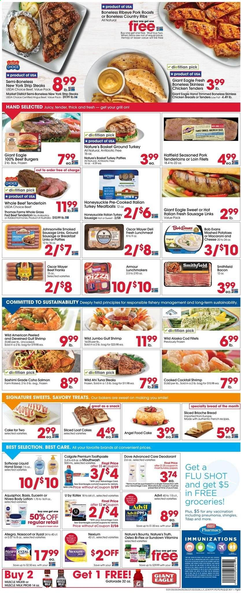 Giant Eagle Flyer  - 08.15.2019 - 08.21.2019. Page 3.