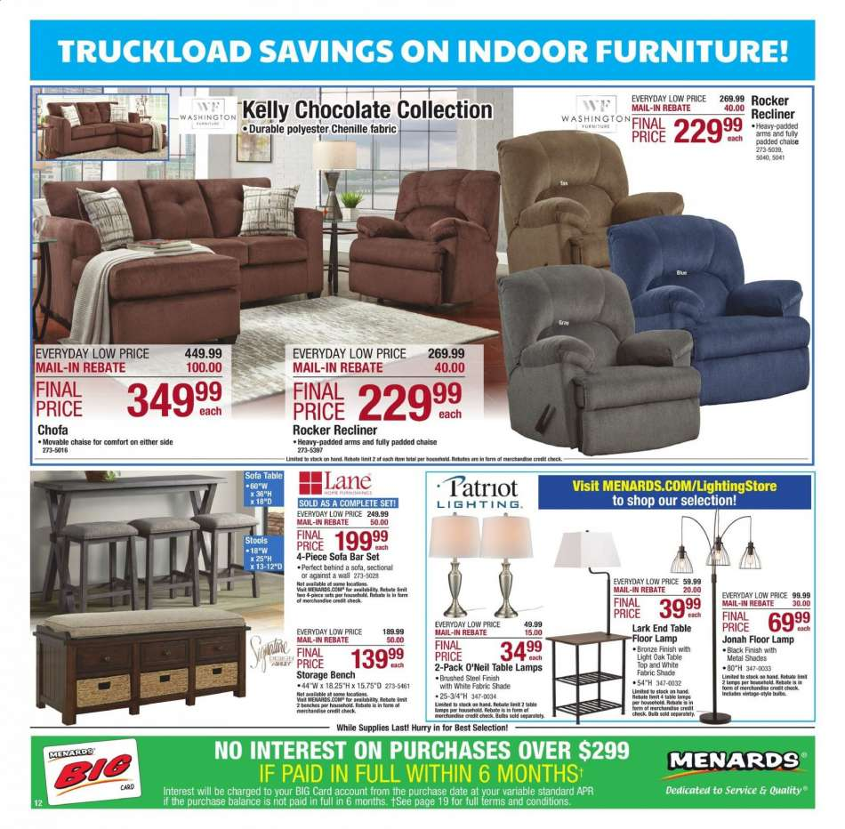 Super Menards Flyer 08 18 2019 08 24 2019 Weekly Ads Us Ncnpc Chair Design For Home Ncnpcorg