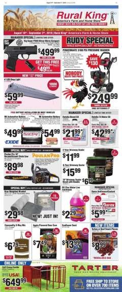 Oil Rural King - deals, sales and price | Weekly-ads us