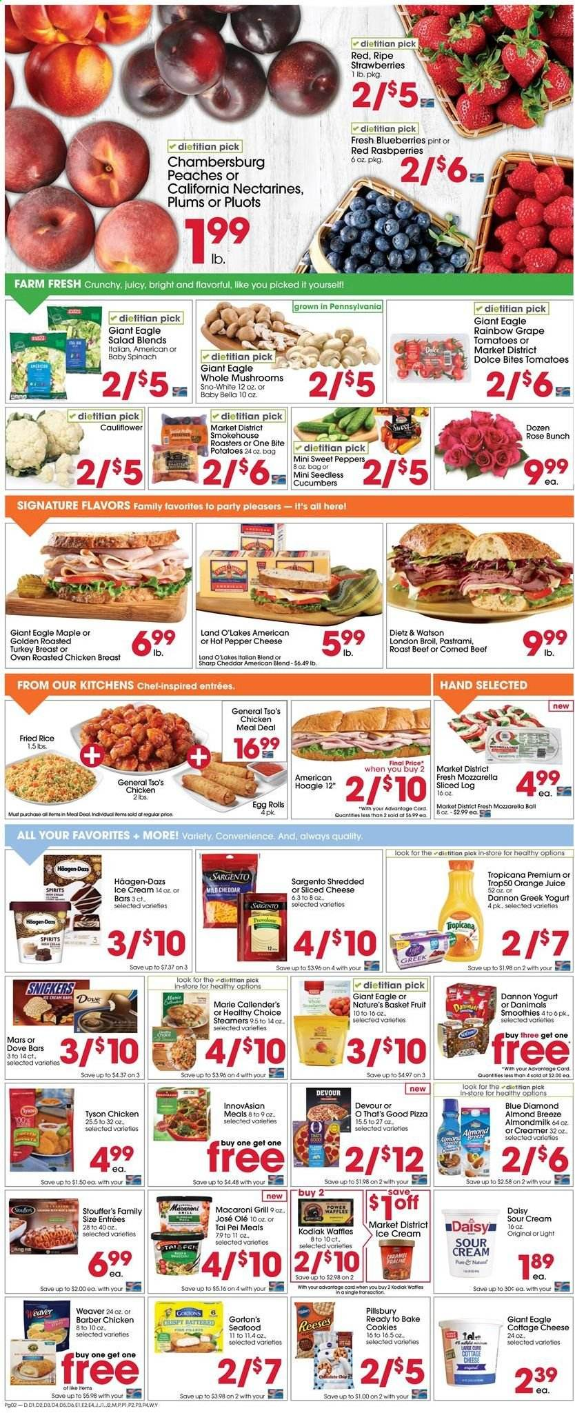 Giant Eagle Flyer  - 08.22.2019 - 08.28.2019. Page 2.