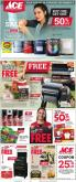 ACE Hardware Flyer - 08.28.2019 - 09.02.2019.
