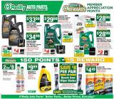 O'Reilly Auto Parts Flyer - 08.28.2019 - 09.24.2019.