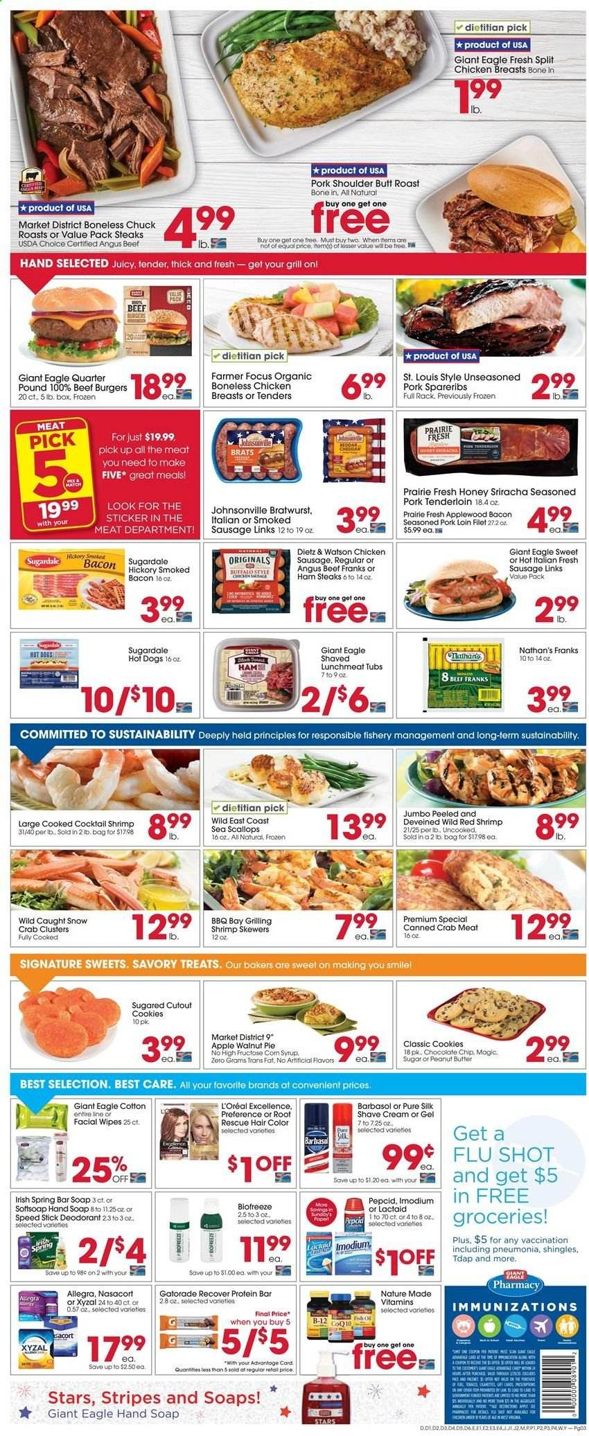 Giant Eagle Flyer  - 08.29.2019 - 09.04.2019. Page 3.