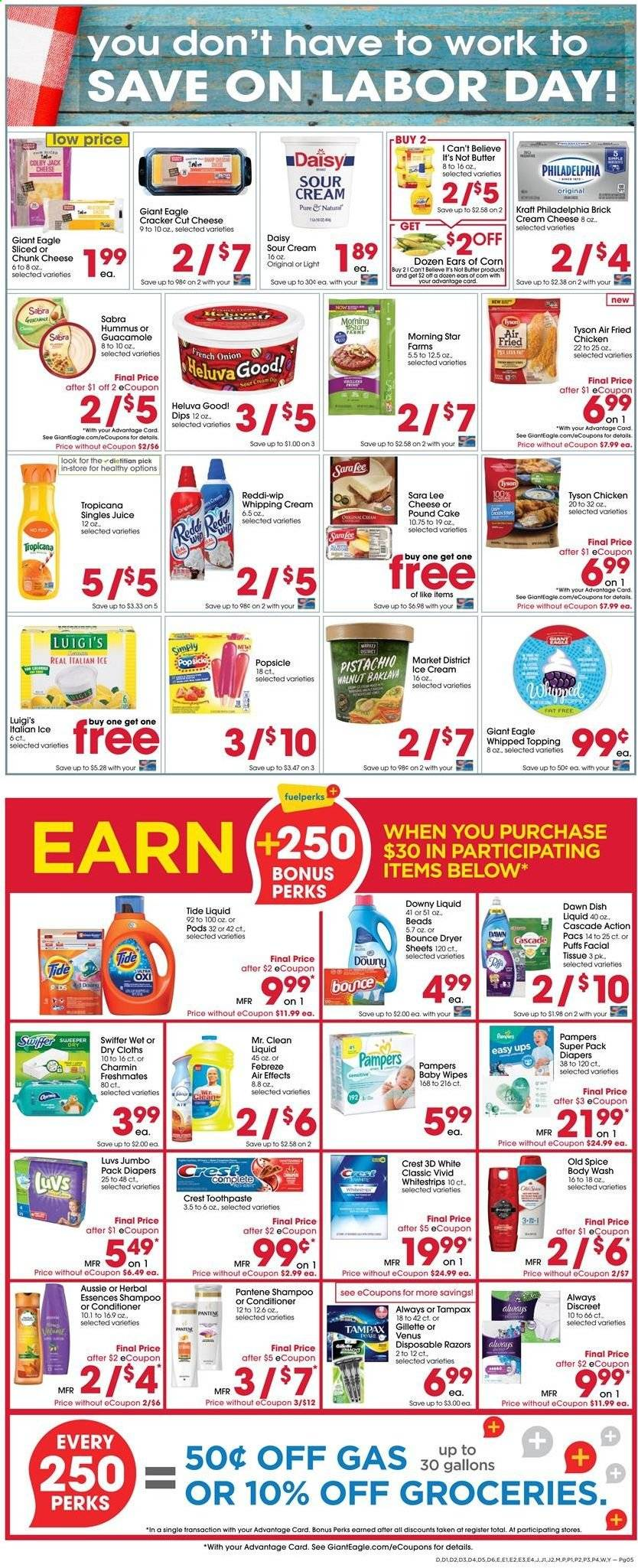 Giant Eagle Flyer  - 08.29.2019 - 09.04.2019. Page 5.