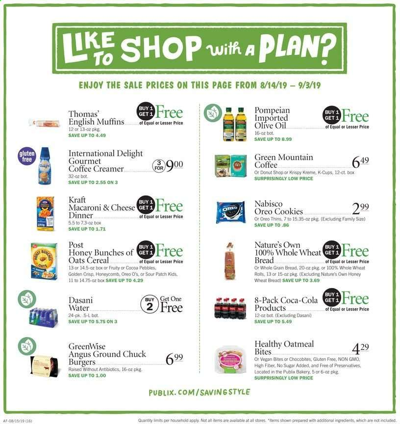 Publix flyer 08 28 2019 - 09 03 2019 | Weekly-ads us