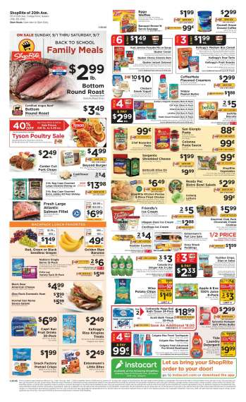 Fred Meyer flyer 09 04 2019 - 09 10 2019 | Weekly-ads us