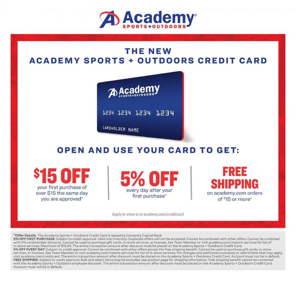 Academy Sports Flyer 09 01 2019 09 15 2019 Weekly Ads Us