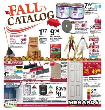 Menards - ads, locations, hours of stores near you, flyers