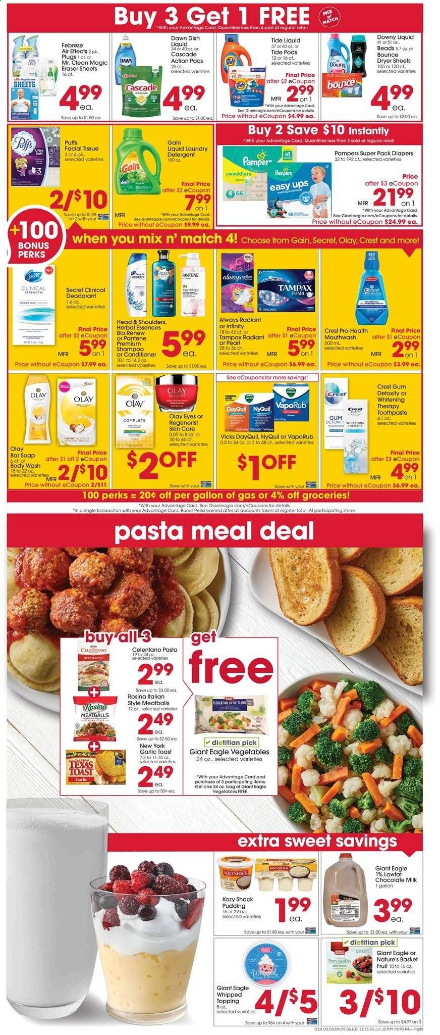 Giant Eagle Flyer  - 09.12.2019 - 09.18.2019. Page 5.