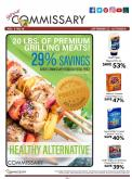 Commissary Flyer - 09.23.2019 - 10.06.2019.