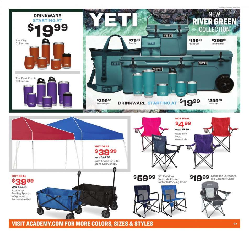 Awesome Academy Sports Flyer 09 30 2019 10 13 2019 Weekly Ads Us Lamtechconsult Wood Chair Design Ideas Lamtechconsultcom