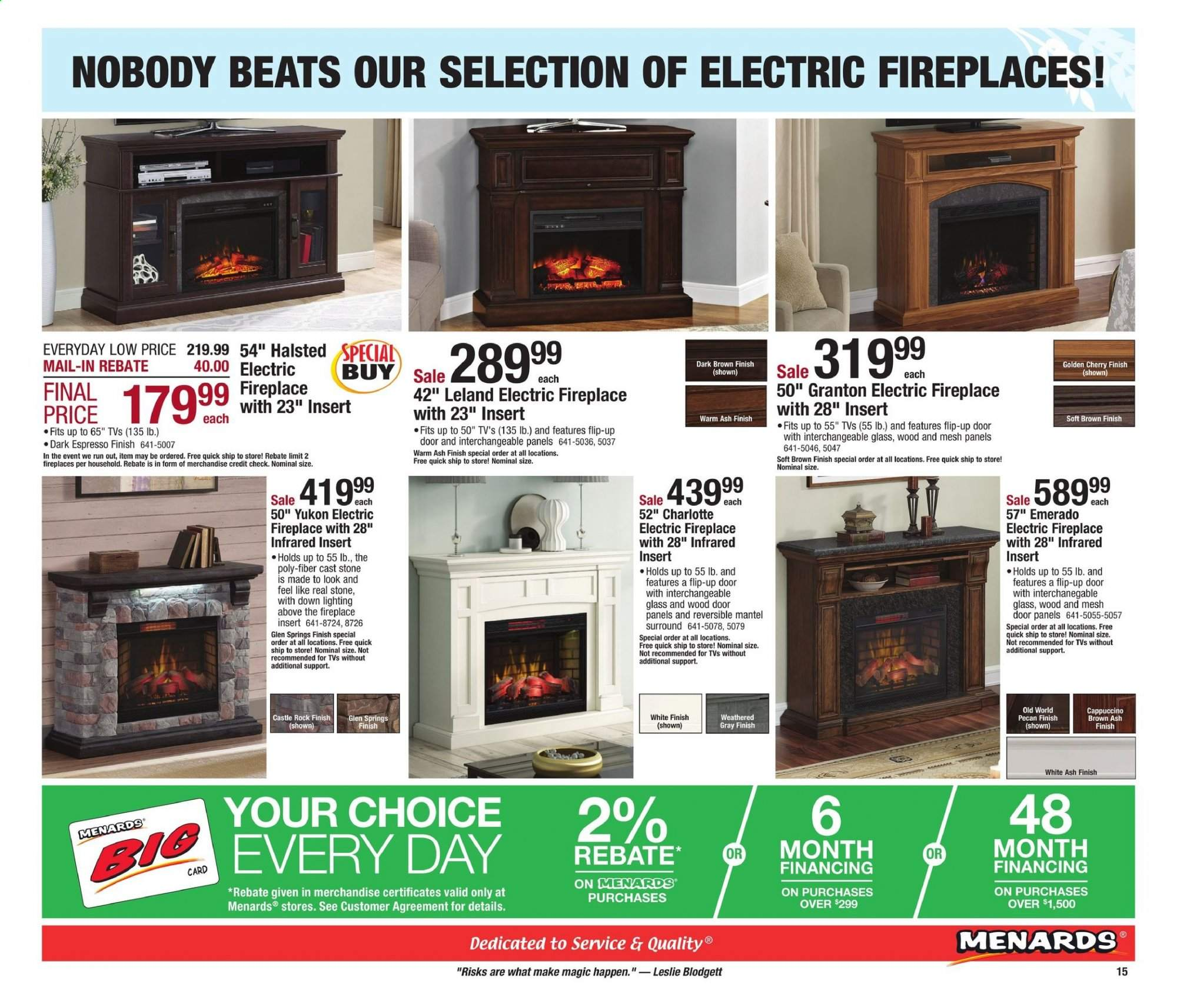Menards Flyer 09 29 2019 10 12 2019 Page 17 Weekly Ads