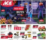 ACE Hardware Flyer - 10.01.2019 - 10.31.2019.