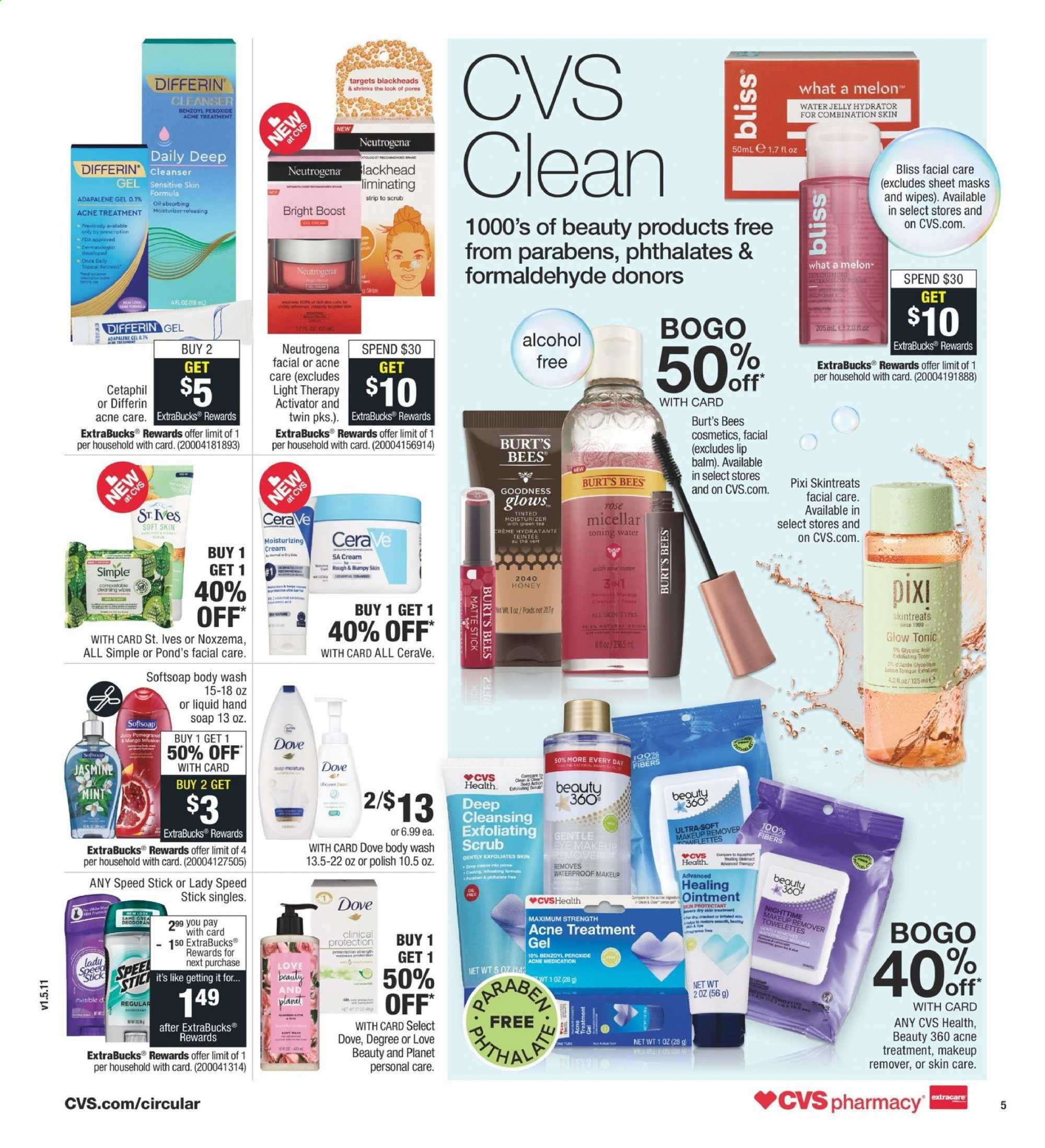 Cvs Pharmacy Flyer 10 06 2019 10 12 2019 Weekly Ads