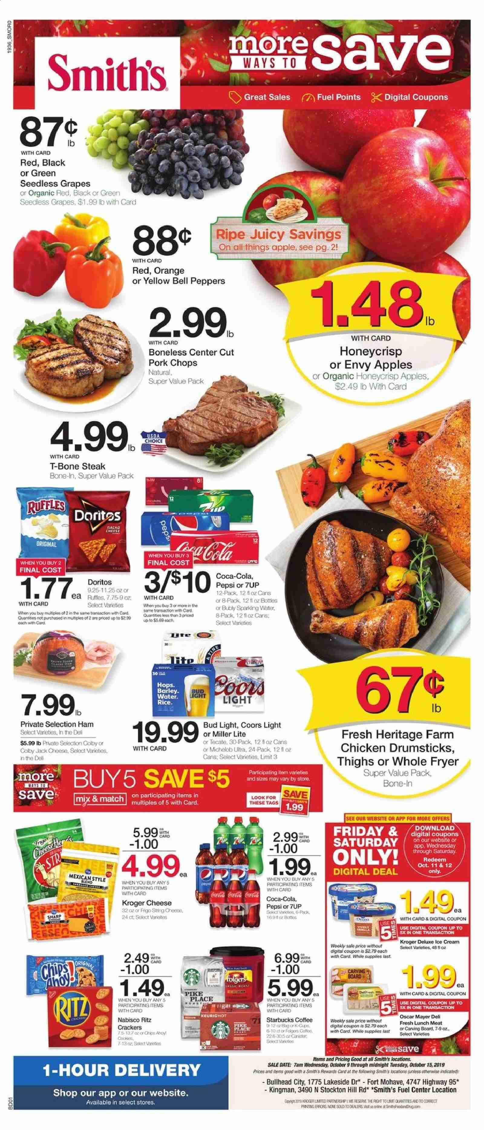 Smith's Flyer  - 10.09.2019 - 10.15.2019. Page 1.