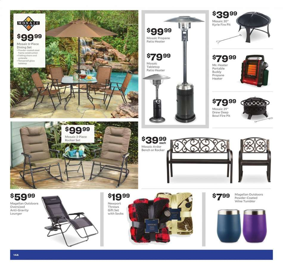 Tremendous Academy Sports Flyer 10 14 2019 10 27 2019 Weekly Ads Us Camellatalisay Diy Chair Ideas Camellatalisaycom