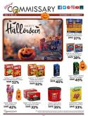 Commissary Flyer - 10.21.2019 - 11.03.2019.