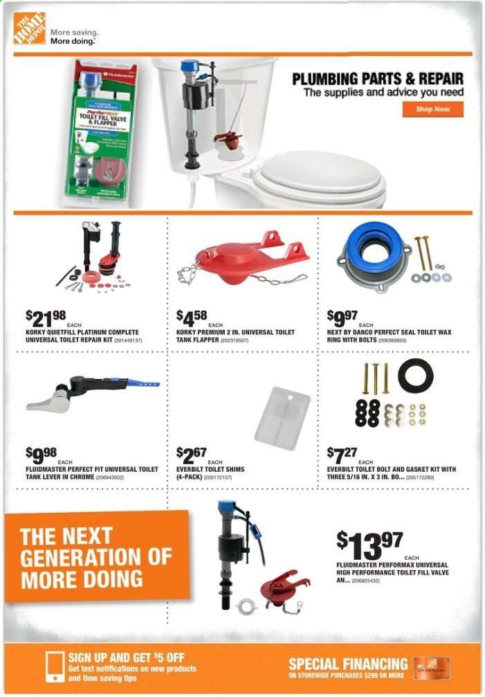 The Home Depot Flyer 10 24 2019 10 31 2019 Weekly Ads Us