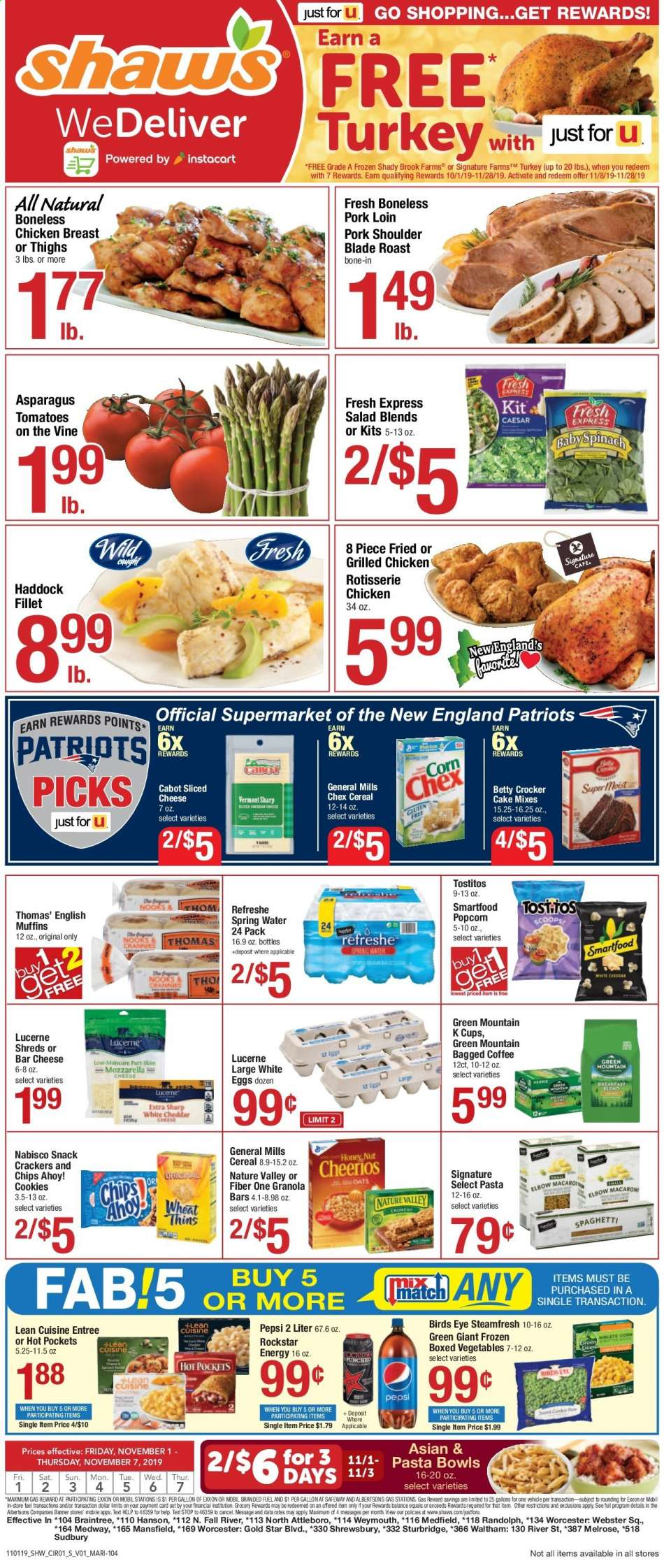 SHAW S FLYER 11 01 2019 11 07 2019 WEEKLY ADS US