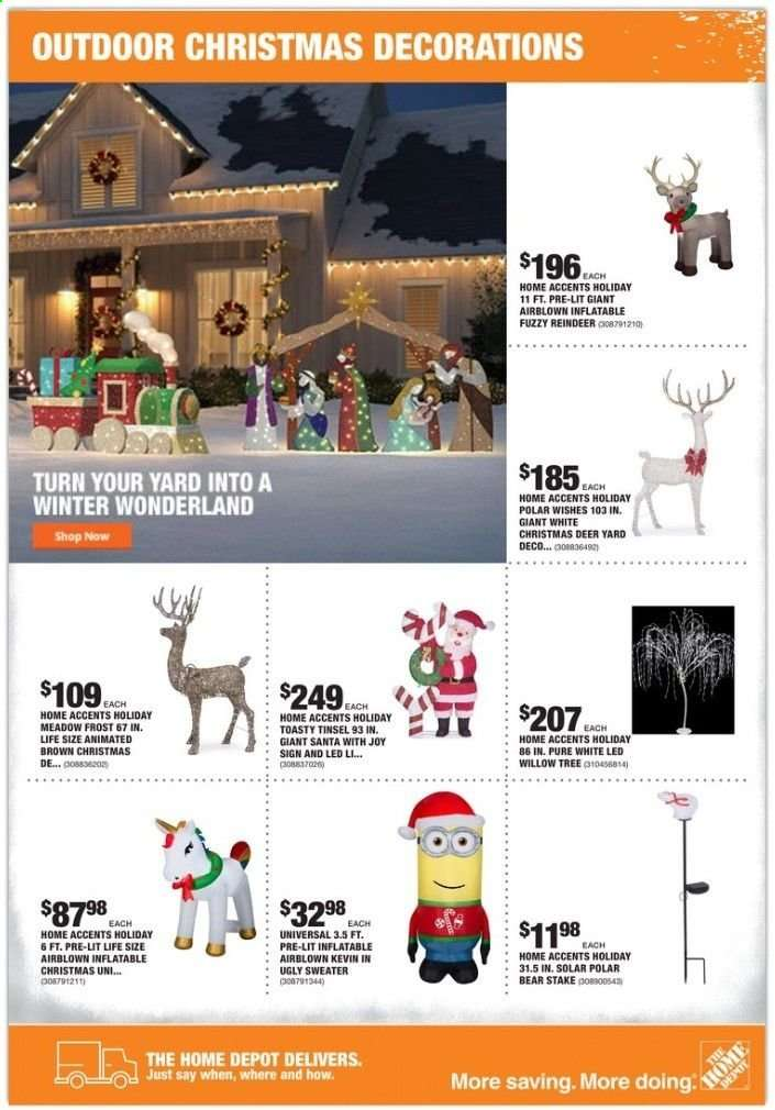 The Home Depot Flyer 11 07 2019 11 14 2019 Weekly Ads Us