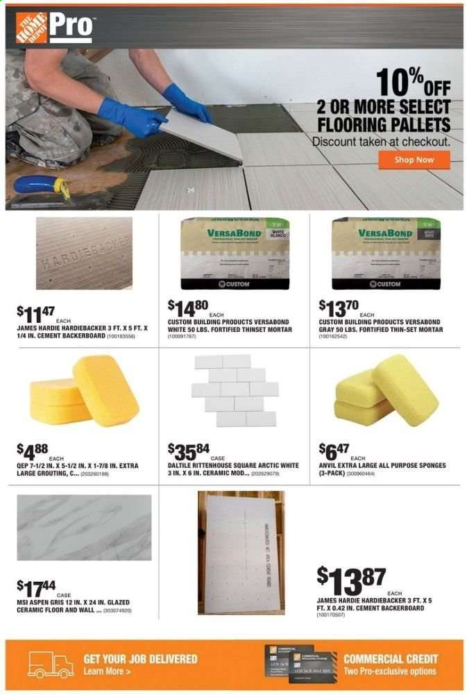 The Home Depot Flyer 11 04 2019 11 11 2019 Weekly Ads Us