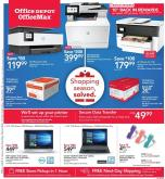 Office DEPOT Flyer - 11.10.2019 - 11.16.2019.