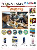Commissary Flyer - 11.18.2019 - 12.01.2019.