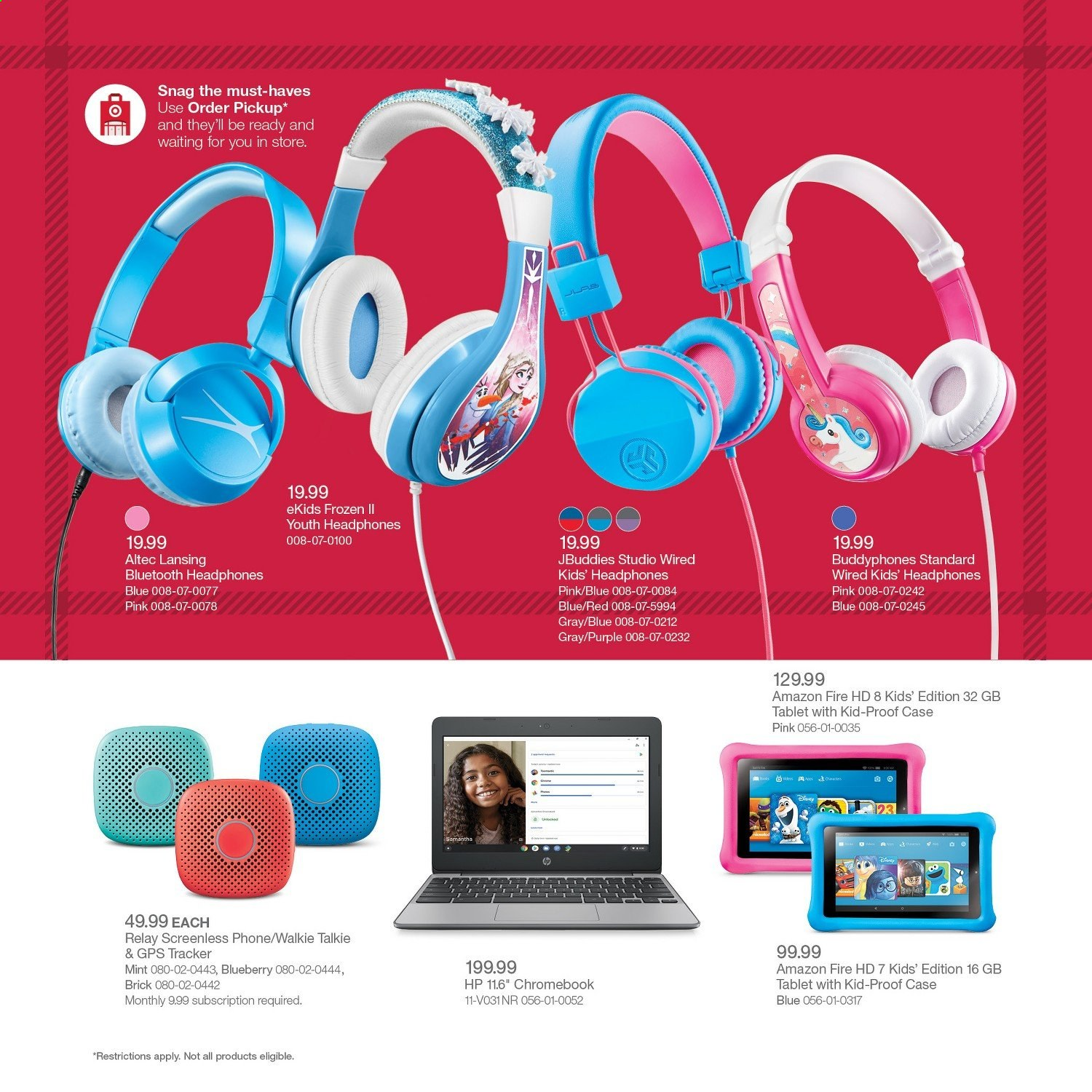 Target Flyer 11 24 2019 12 25 2019 Weekly Ads