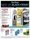 Pep Boys Flyer - 11.28.2019 - 12.02.2019.