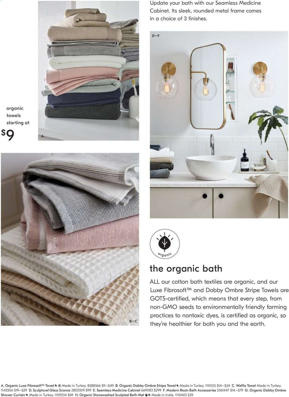 West Elm Flyer Weekly Ads Us