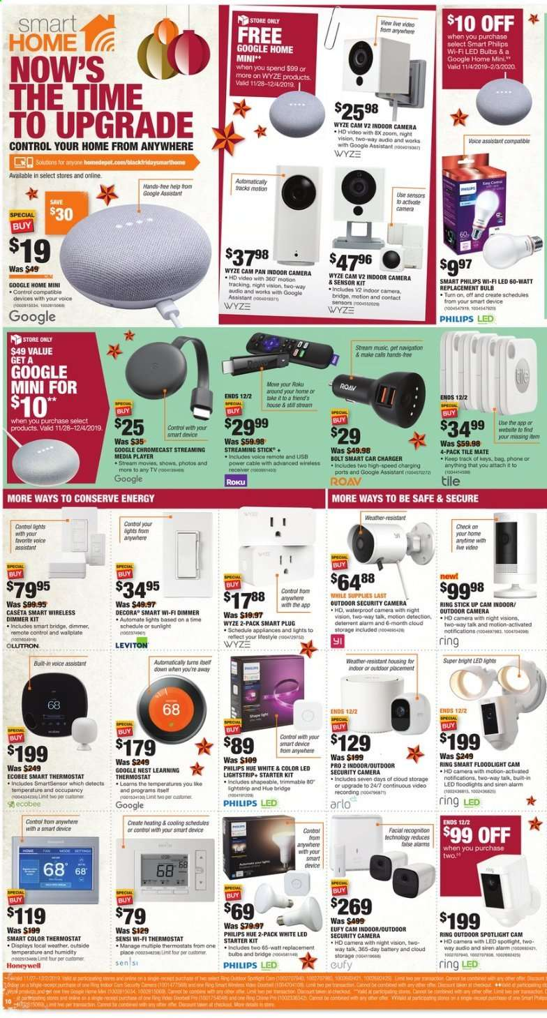 The Home Depot Flyer 11 28 2019 12 04 2019 Weekly Ads Us