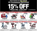 Harbor Freight Flyer - 11.25.2019 - 11.27.2019.