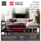 Value City Furniture Flyer - 12.03.2019 - 12.16.2019.
