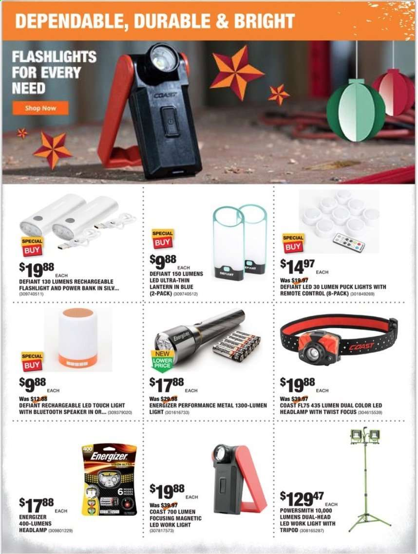 The Home Depot Flyer 12 05 2019 12 12 2019 Weekly Ads Us