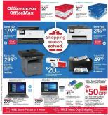Office DEPOT Flyer - 12.08.2019 - 12.14.2019.