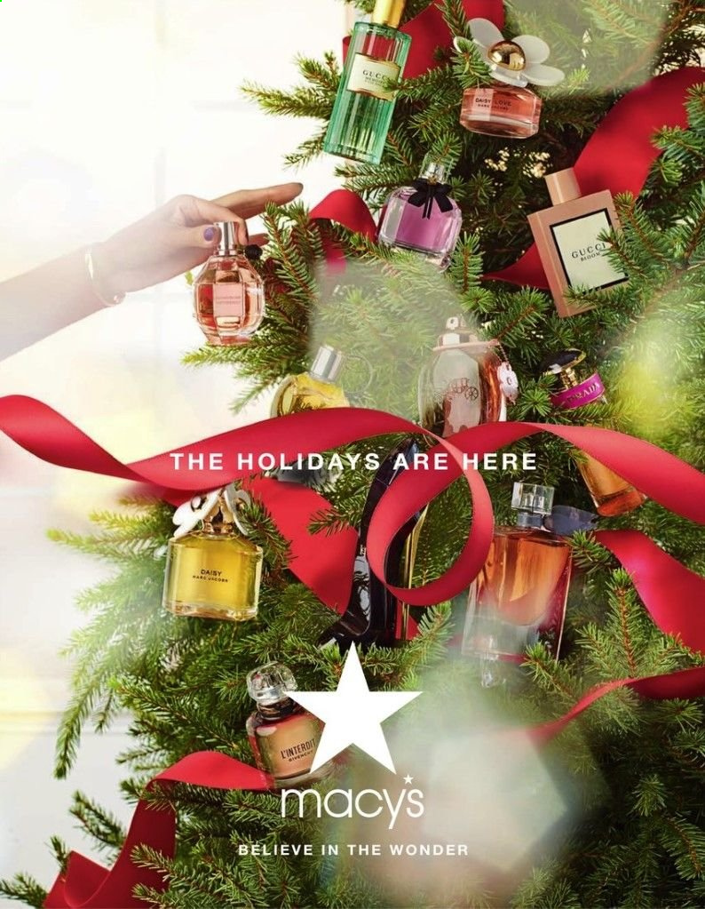 Macys Christmas Ad 2020 Macy's flyer 12.10.2019   02.01.2020   page 1 | Weekly Ads