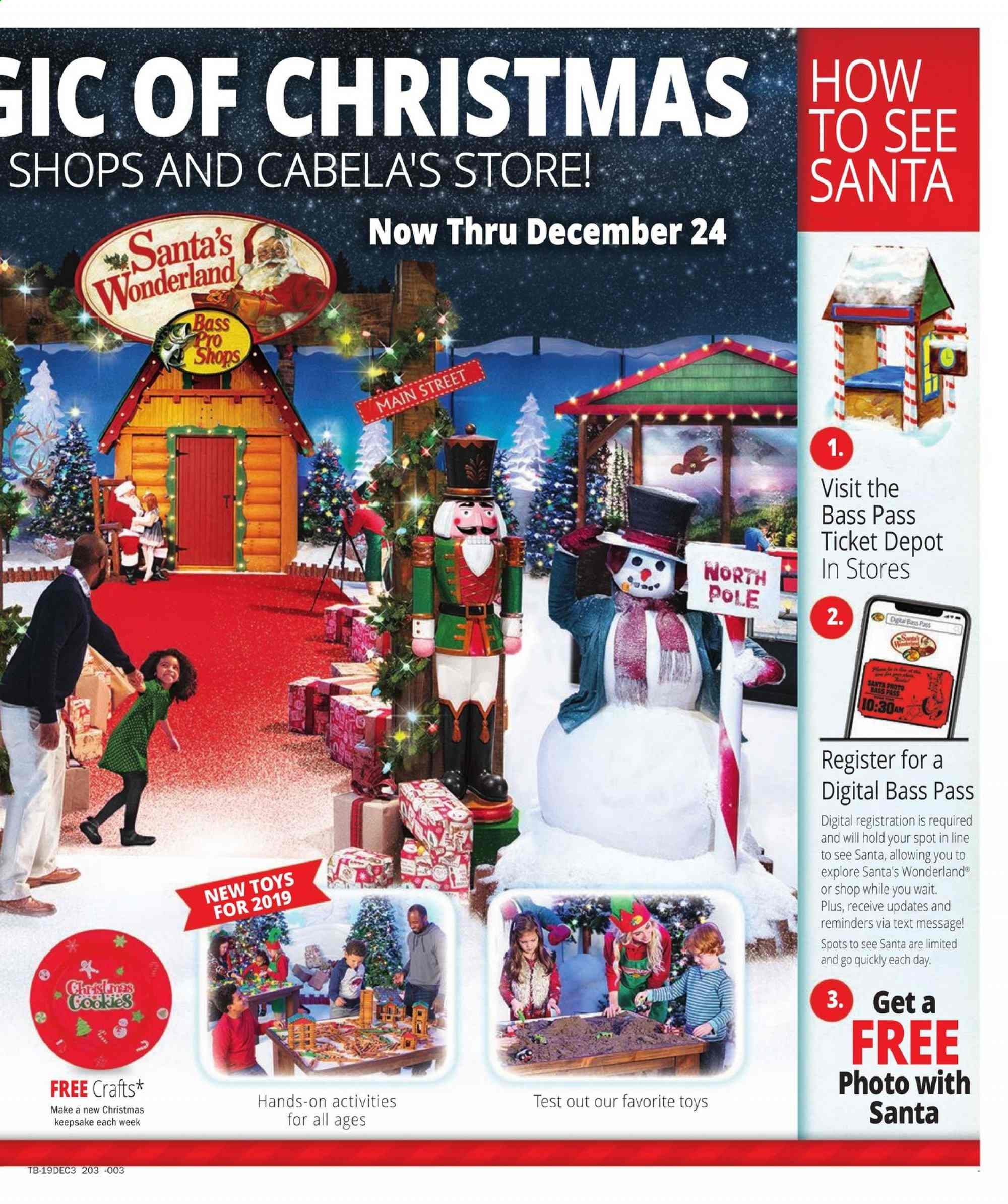 Cabelas Acworth Hours Christmas Day 2020 Cabela's flyer 12.15.2019   12.24.2019 | Weekly Ads